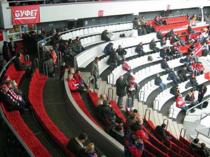 "Ice Palace of Sports ""Sokolniki"": adresse, foto"
